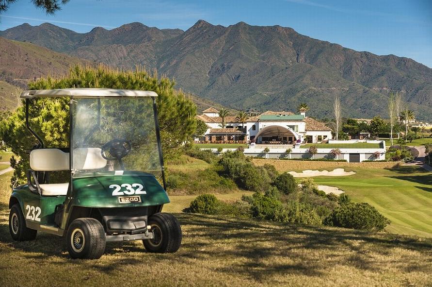 Golf onsite