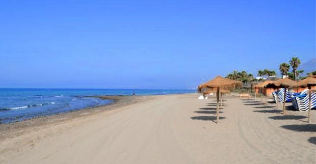 Closest beach