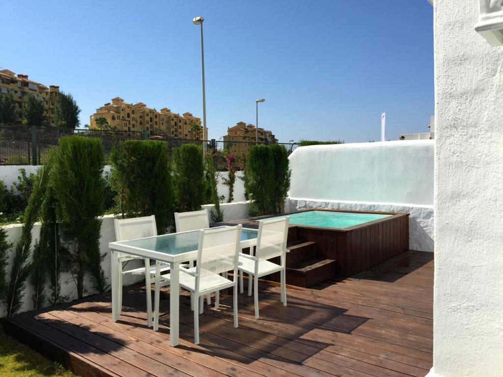 Terrace/garden