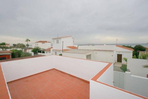 Roof terrace/view