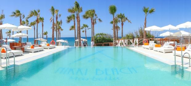Closest beach club