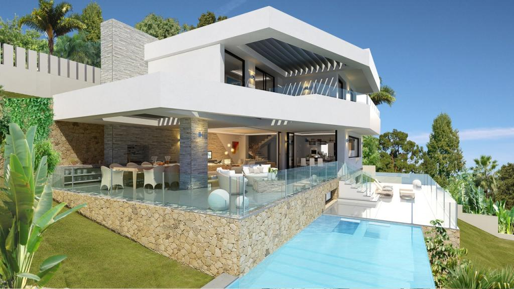 4 bed new development for sale in Andalucia, Malaga...