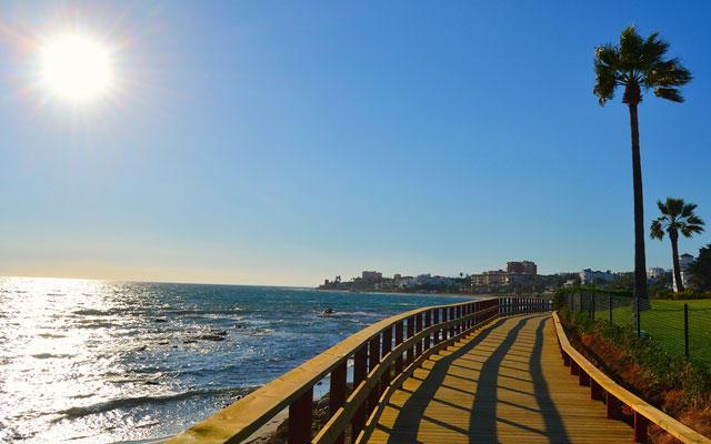 Beachfront Paseo