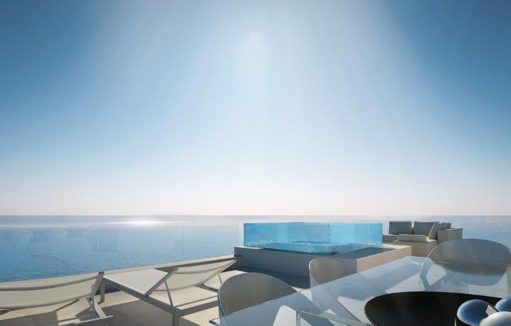 new Apartment for sale in La Cala De Mijas, Málaga...