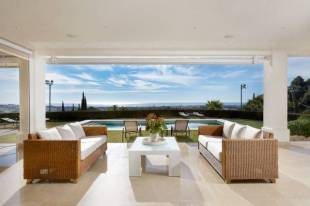 6 bedroom Detached Villa in Andalusia, M�laga...