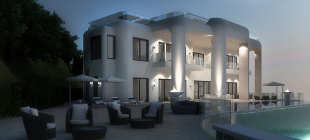 Andalusia new house for sale