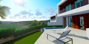 4 bed new development in Andalusia, Malaga...
