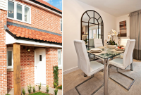 3 bed new development for sale in Pirnhow Street...