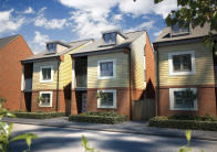 4 bed new property for sale in Brownsover Lane...