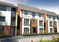 4 bed new home in Brownsover Lane...