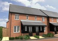 2 bed new property for sale in Butterfly Gardens Phase...