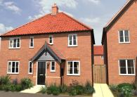 2 bed new property for sale in Butterfly Gardens Off...