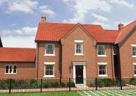 4 bed new property in Butterfly Gardens Off...