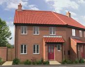 3 bed new home for sale in Off South Green Dereham...
