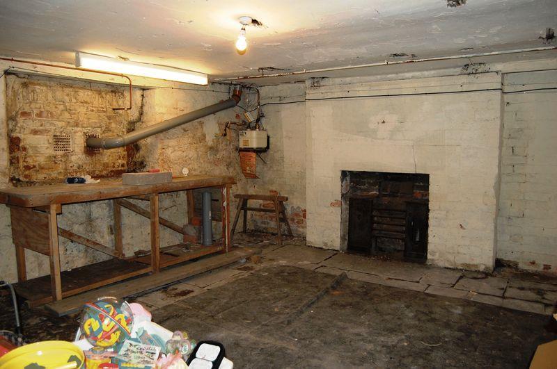 Front Cellar Room