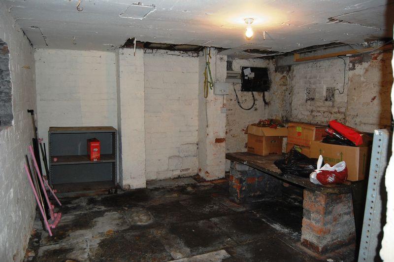 Rear Cellar Room