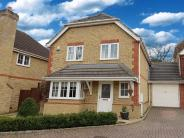 Detached property in Holly Gardens...
