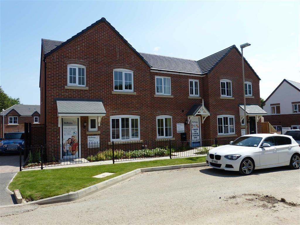 3 bedroom terraced house for sale in st james mews dudley