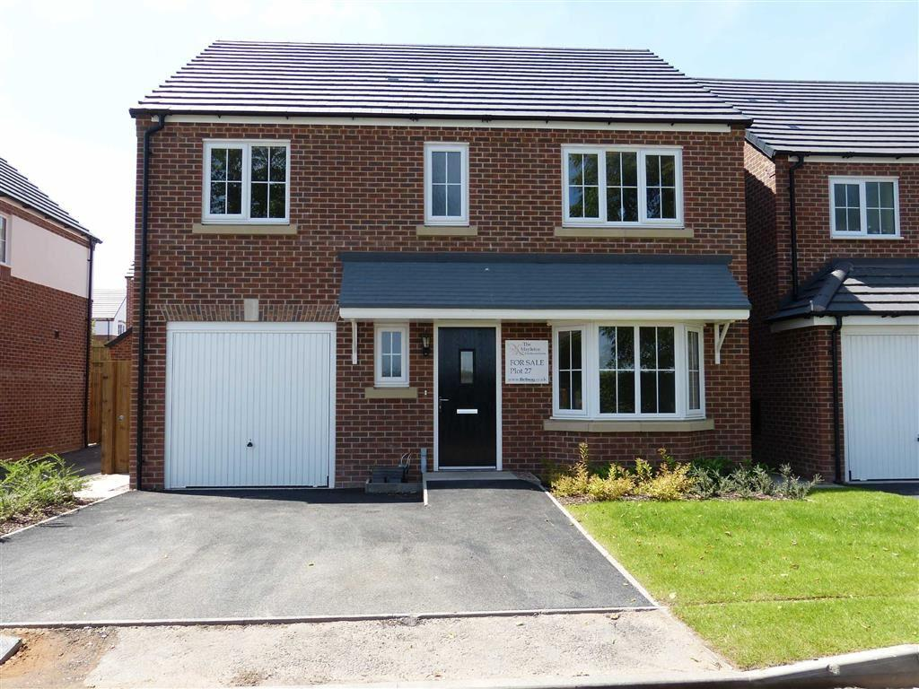 4 bedroom detached house for sale in st james mews dudley
