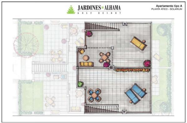 Solarium Floor Plan