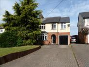 semi detached house in Broad Road, Braintree