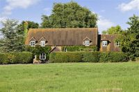Detached house for sale in The Green, Goosey...