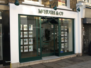 Contact McHugh & Co - Estate and Letting Agents in London