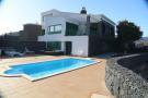 4 bed Detached Villa in Yaiza, Lanzarote...