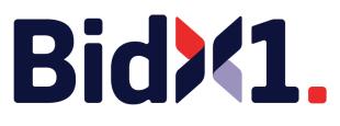 BidX1, Dublinbranch details