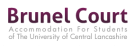 T J Thomas, Brunel Court logo