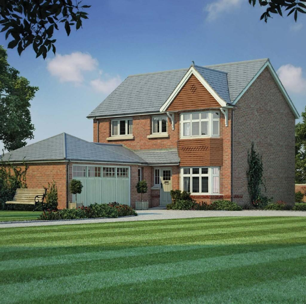 4 bedroom detached house for sale in chestnut walk dudley