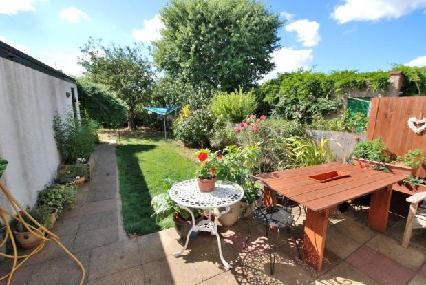 South-Westerly Facing Garden