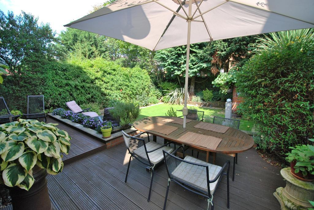 Pretty Rear Garden - Alternative View