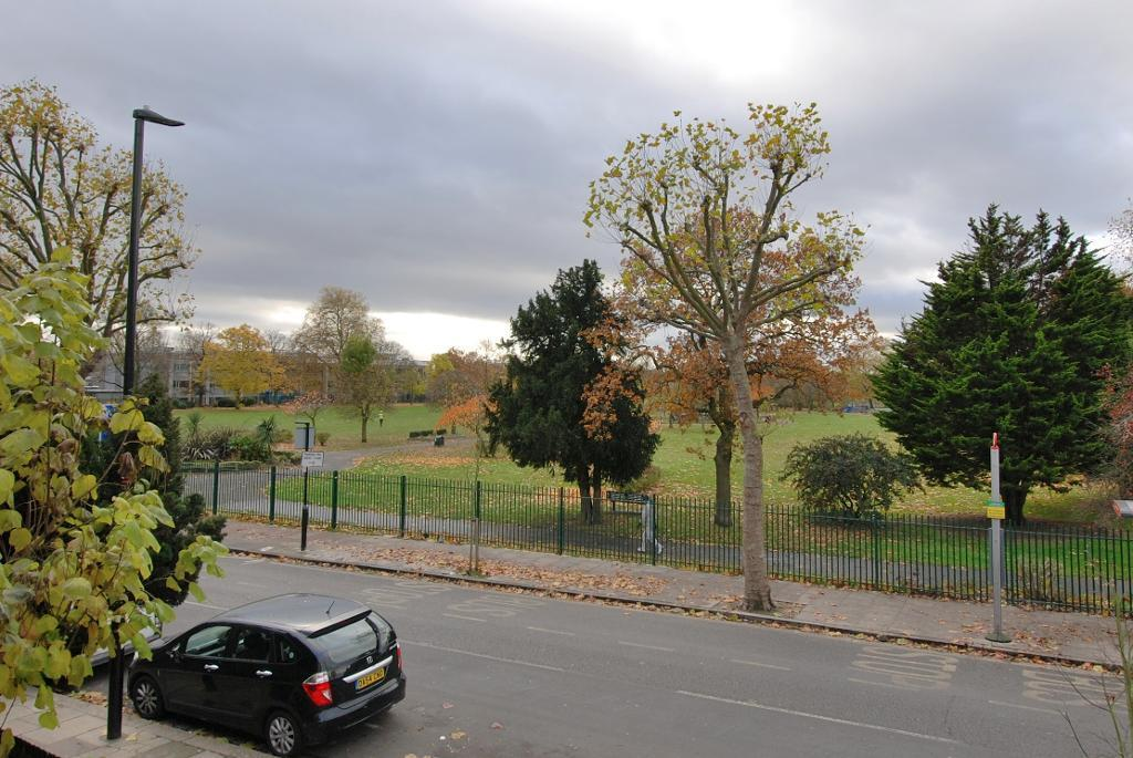 Views Over Elthorne Park