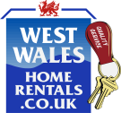 West Wales Home Rentals, Haverfordwest logo