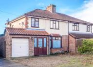 3 bed semi detached home in Reepham Road, Norwich...