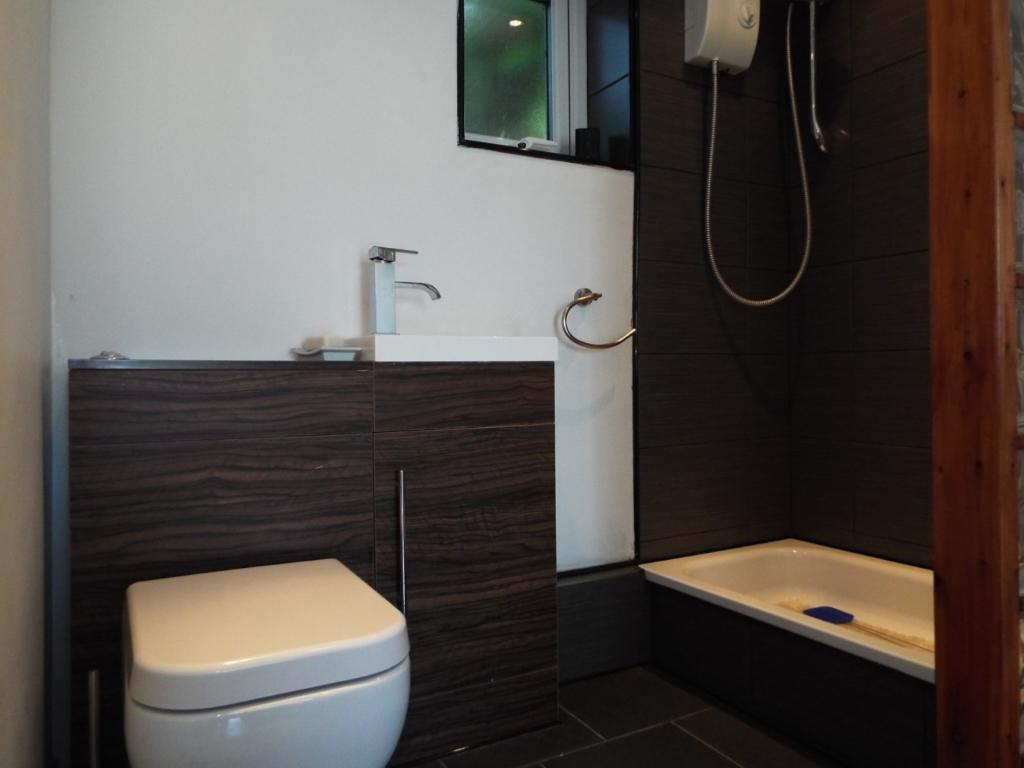 WC in Annexe