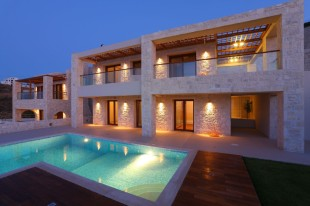 3 bed Villa in Crete, Iraklion, Lygaria