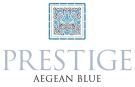 Aegean Blue, Cartmel logo