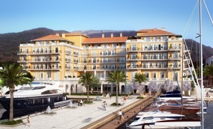4 bedroom Penthouse in Tivat