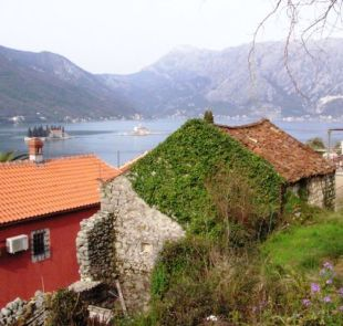 Perast Stone House for sale