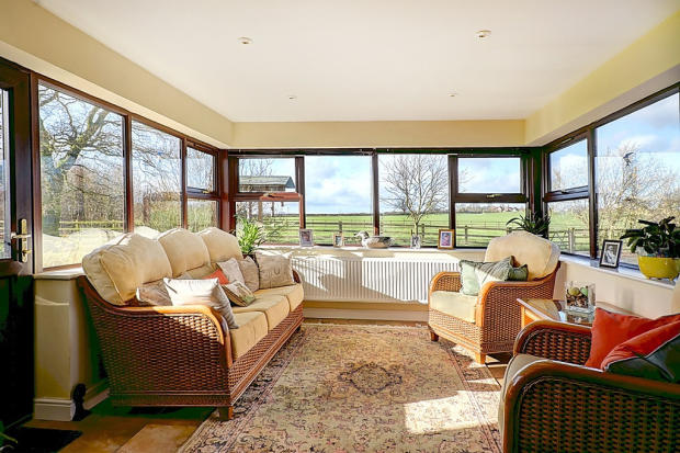 5 bedroom detached house for sale in drakeley house platt for Detached sunroom
