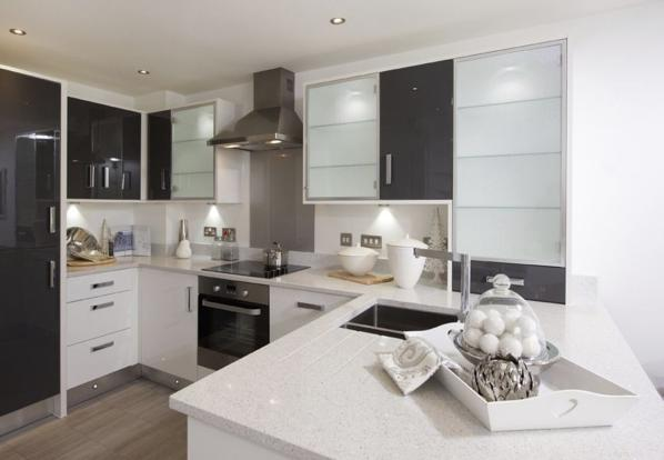 Helmsley kitchen family area