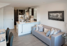 Barratt Homes, St. Martins View