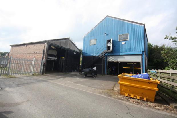 Garage For Sale In Ardgay Garage Sutherland Ardgay Iv24
