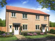 new home for sale in Doddington Drive...