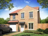 4 bed new house in Doddington Drive...