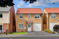3 bed new house in Doddington Drive...