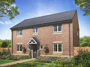 4 bed new home for sale in Maynards Croft, Newport...