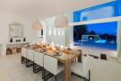 Dining room living open plan Villa Gertrudis Ibiza